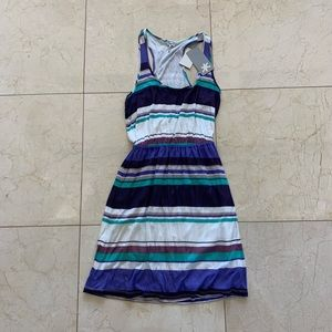 Splendid NWT $138 Striped Dress Size Small Cade